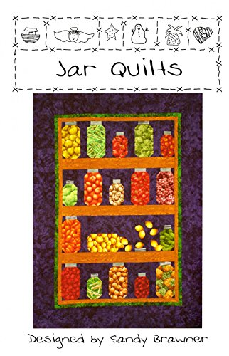 - Jar Quilts Pattern by Sandy Brawner by Quilt Country 45