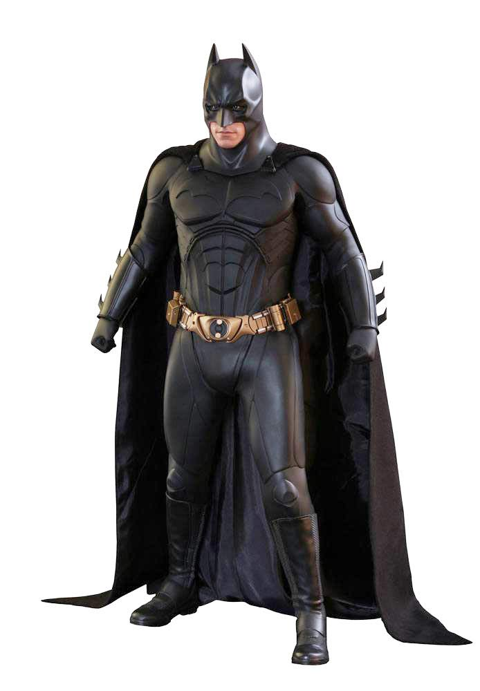 Hot Toys HT903127 1 4 Christian Bale as Batman, The Dark Knight, Multi