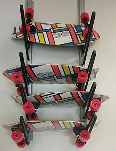 Origen Heavy Duty boardsports pared Rack de almacenamiento