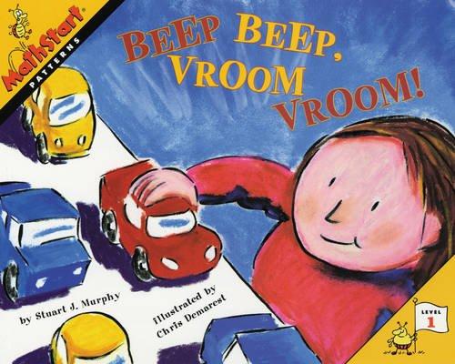 Read Online Beep Beep, Vroom Vroom! (Great Source Mathstart) ebook