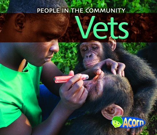 Vets (People in the Community) Diyan Leake