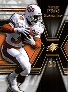 2014 SPx #21 Thurman Thomas - Cowboys / Buffalo Bills (Football Cards)