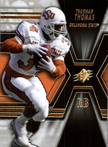 Thurman Thomas - Cowboys / Buffalo Bills - 2014 Upper Deck SPx Football Cards #21