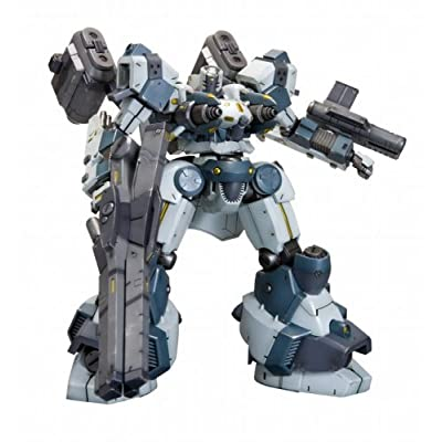 Kotobukiya - Armored Core figurine Fine Scale Model Kit 1/72 Mirage C04-Atlas: Toys & Games