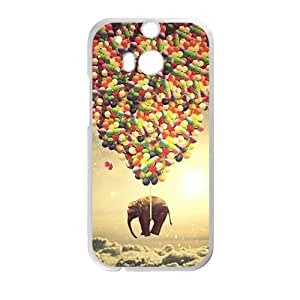 HUAH Elephant and colorful balloon Cell Phone Case for LG G2