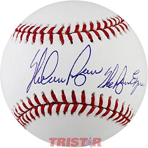 Ball Nolan Ryan (Nolan Ryan Signed Autographed Official ML Baseball Inscribed The Ryan Express TRISTAR COA)