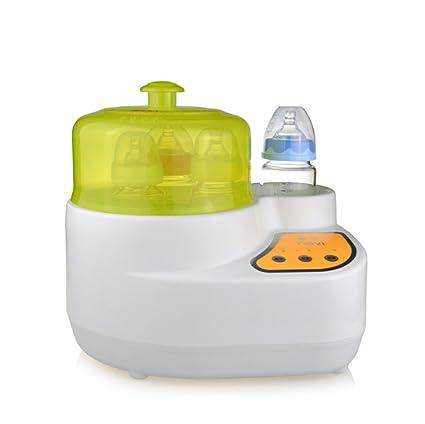 Esterilizadores botella, botella, calentador de leche caliente