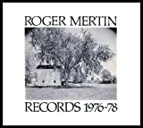 img - for Roger Mertin, Records 1976-1978 book / textbook / text book