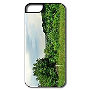 Custom Make Love Thin Fit Green IPhone 5/5s Case For Team wangjiang maoyi