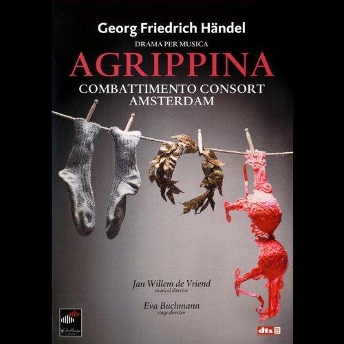 Handel: Agrippina 【中古】