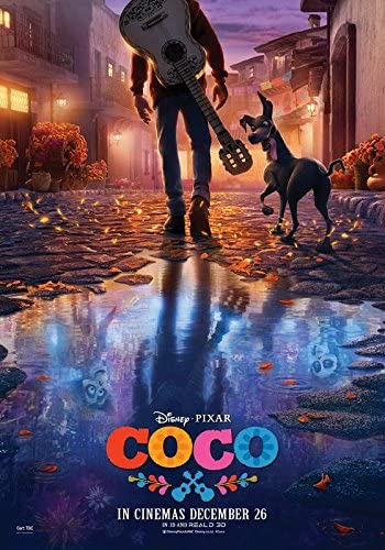 Coco Disney Pixar U S Teaser Movie Wall Poster Print 30 Cm X 43 Cm Brand New Küche Haushalt