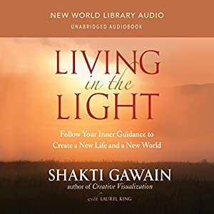 Living in the Light Audiobook