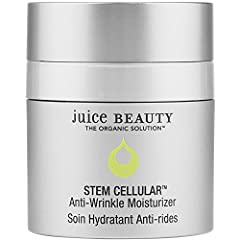 A natural anti-aging facial moisturizer       Features an organic resveratrol-rich grape formula       Contains a proprietary blend of fruit stem cells & Vitamin C       Helps improve skin tone & radiance       Blended with org...