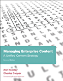 Managing Enterprise Content: A Unified Content Strategy (Voices That Matter)