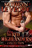 Bargain eBook - The Red Highlanders Collection
