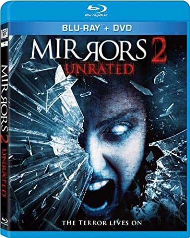 Mirrors 2 (Unrated Edition) [Blu-ray] (Mirror Mirror Blue Ray)
