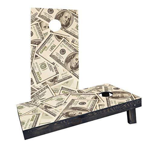 激安な Custom Cornhole Boards (Heavy Money Boards Cornhole Boards (Heavy Duty) 4' 2' X 4' [並行輸入品] B07HLFN423, 平和町:5ee560e5 --- movellplanejado.com.br