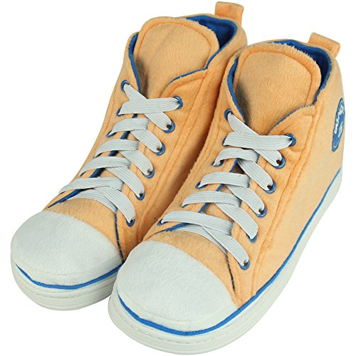 amp;blue uomo Pantofole Gohom Pantofole amp;blue Orange uomo Gohom Orange nUfxT