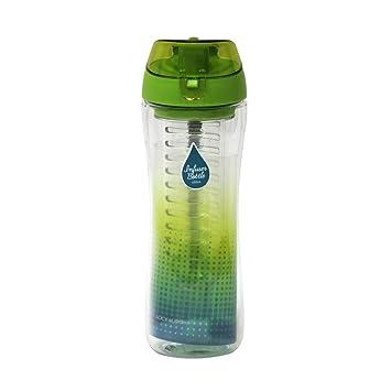 Lock Lock Trinkflasche Infuser Bottle Mit Fruchteinsatz In Grün