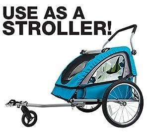 Best Baby Bike Trailer: Smooth Sailer Child Trailer