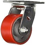 Ultra-Fab Products 48-979011 4'' Ultra Swivel Skid Wheel