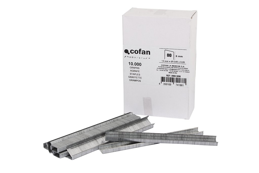 14/ mm COFAN 09002094/  / Pack de 10000/ Clous
