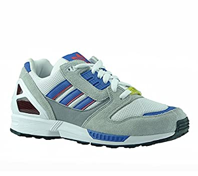 Adidas Originals Aqua ZX 8000 Trainers Sneaker Q22074 Torsion ZX8000 BNWT UK  8  Amazon.co.uk  Shoes   Bags ef60e1fc2230