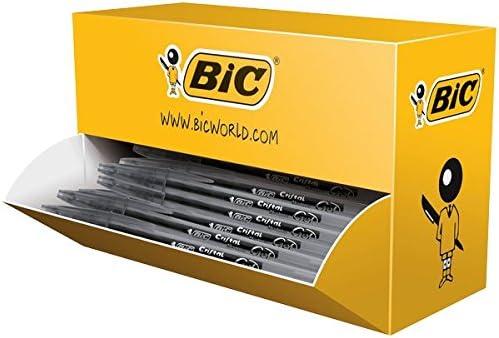 BIC Cristal Gel - bolígrafo de gel (Caja): Amazon.es: Oficina y ...