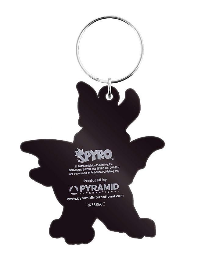 Spyro - Llavero Dragon Stance: Amazon.es: Videojuegos