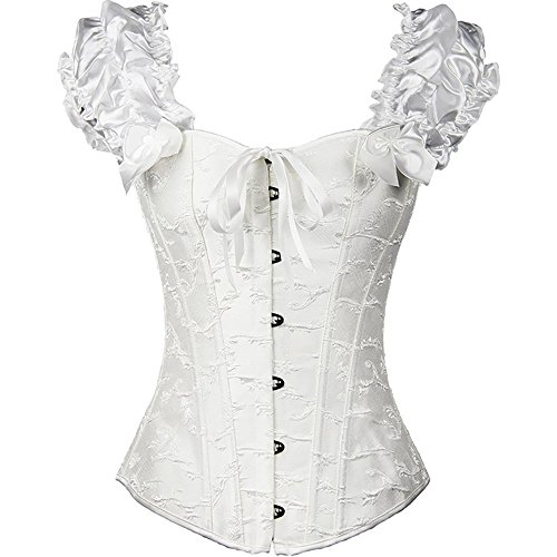 Ruched Front Bustier - 8