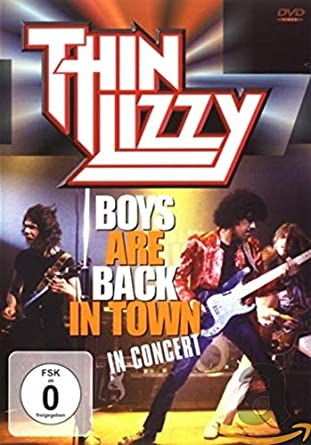 Boys Are Back In Town Thin Lizzy Movies Tv