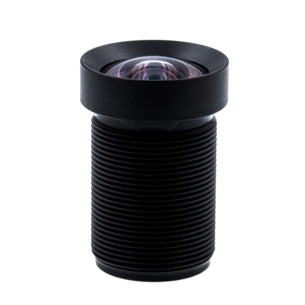 Cvivid Lenses 1/2.3' 4.35mm No Distortion 72 Degree Replacement IR Lens 10MP F/2.8 M12 Mount for GoPro Hero 3+ 4 DJI Phantom 3 SE Inspire Zenmuse X3 3DR Solo FPV Drone and Quadcopter Cameras