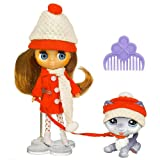 Littlest Pet Shop Blythe and Pet - Cold Weather Cute