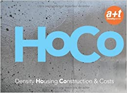 HoCo: Density Housing Construction & Costs (Spanish and English Edition) by Aurora Fern?ndez Per (2009-04-01)