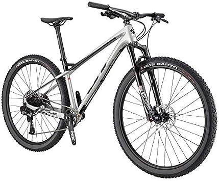 GT Zaskar Carbon Elite Bicicleta Ciclismo, Adultos Unisex, Gris ...