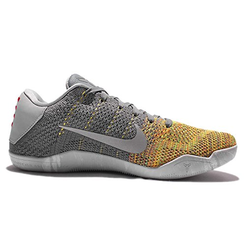 Cool yellow Strike Grey Grau 41 Herren Kobe Voltage Low Xi EU Basketballschuhe Elite Green NIKE BzOWn6vn