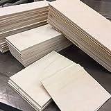 3MM Baltic Birch Plywood Scraps - Medium FR Box