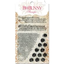 Bo Bunny Stamps, 4 by 6-Inch, It is Written