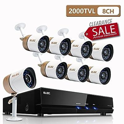 ELEC 960H DVR Security Camera System