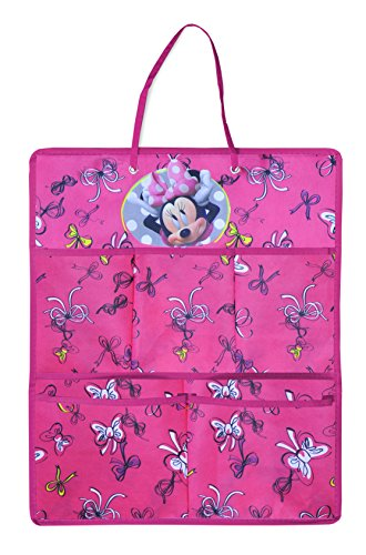 Disney Minnie Mouse 5 Pocket Hanging Organizer