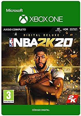 NBA 2K20: Digital Deluxe - Xbox One - Código de descarga: Amazon.es: Videojuegos