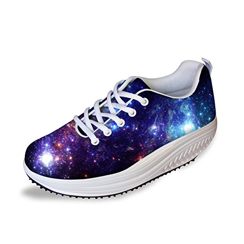 Chaqlin Donna Jane Mary 35 Galaxy Blu Basse 5 blue AAFfxrqn