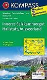 Inneres Salzkammergut - Hallstatt - Ausseerland 1 : 25 000: Wanderkarte mit Aktiv Guide, Radwegen und alpinen Skirouten. GPS-genau