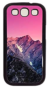 Samsung Galaxy S3 I9300 Cases & Covers - Sierra Sunset Custom PC Soft Case Cover Protector for Samsung Galaxy S3 I9300 - Black