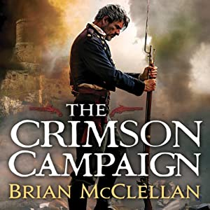 The Crimson Campaign Hörbuch