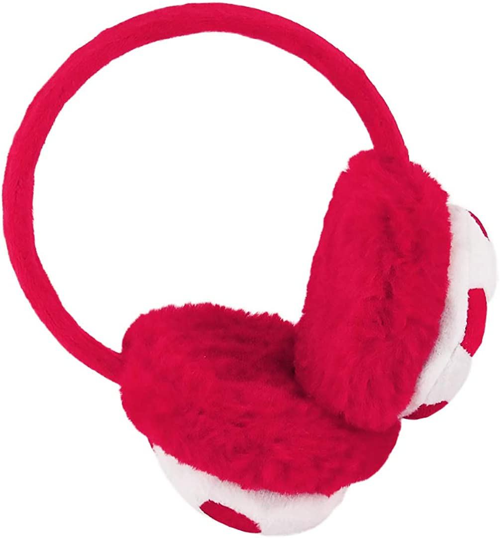 Surkat Baby Boys Football Earmuff Cold Weather Ear Warmer for Outdoors Activities