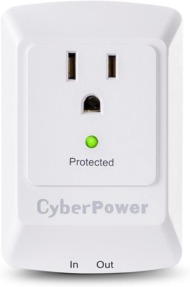 CyberPower CSP100TW Professional Surge Protector