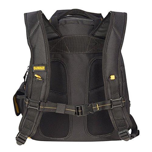 DEWALT DGL523 Lighted Tool Backpack Bag, 57-Pockets by DEWALT (Image #10)