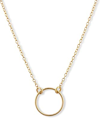 Infinity pendant Sterling Silver Mini Infinity Necklace Gold plated Infinity jewelry Eternity necklace Infinity charm Rose gold plated