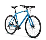 Raleigh Bikes Raleigh Cadent 3 Urban Fitness Bike, 21″ Frame, Blue, 21″ / X-Large Review